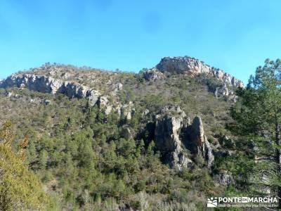 Hundido de Armallones - Alto Tajo; excursiones a pie; senderismos; excursiones montaña;amigos madri